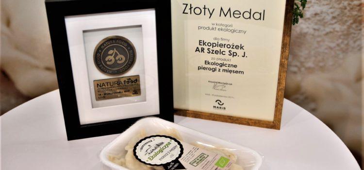 Wracamy zezłotym medalem ztargów Natura Food 2019!